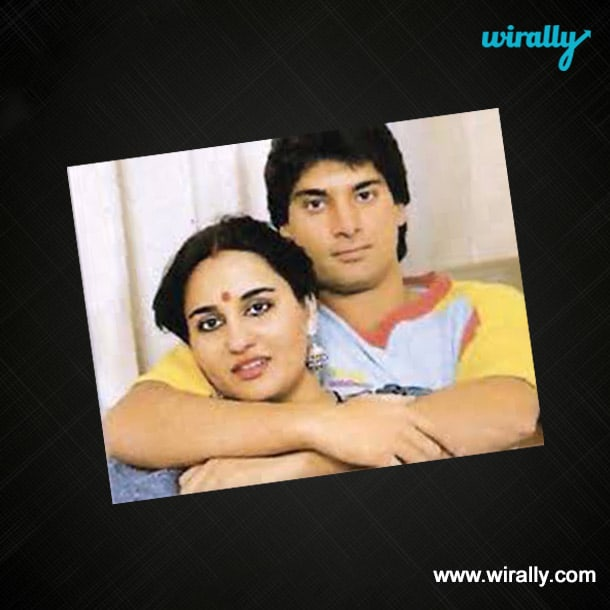 Mohsin Khan & Reena Roy