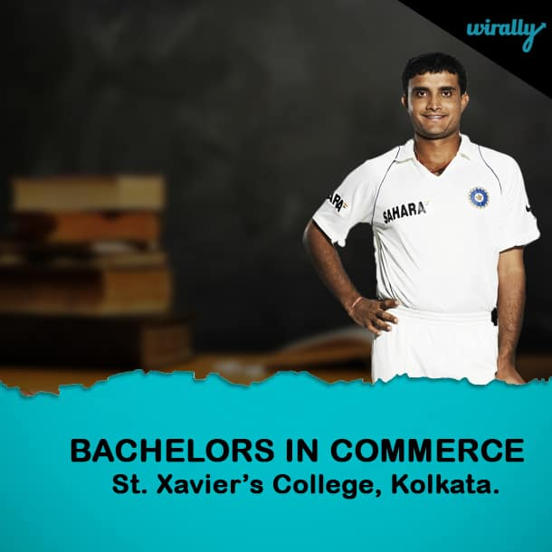 SAURAV GANGULY-Indian Cricketers