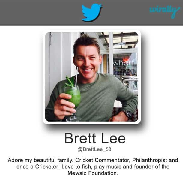 Brett Lee
