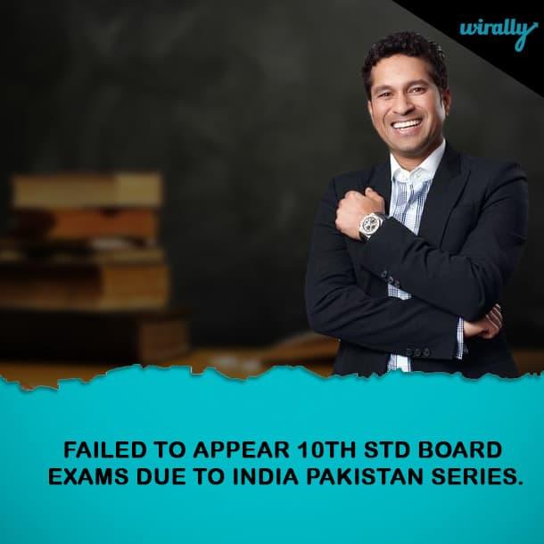 SACHIN TENDULKAR-Indian Cricketers