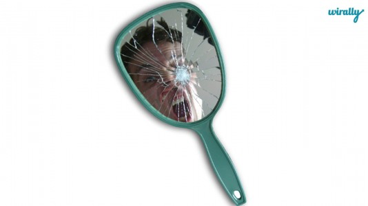 Decoding Indian Superstitions-Broke a Mirror