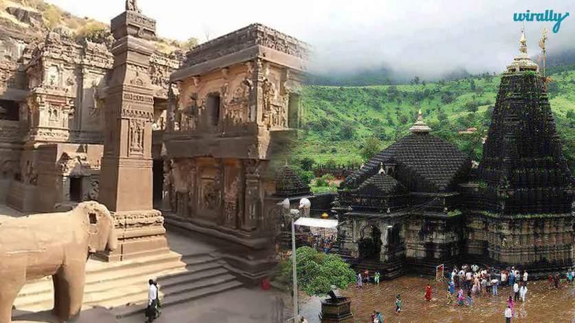 Ellora, Trimbakeshwar, Narasinghpur, and Pandharpur