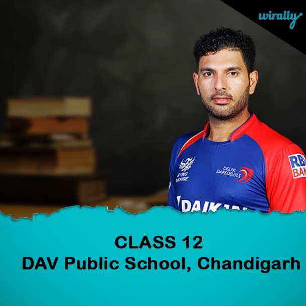 YUVRAJ SINGH-Indian Cricketers