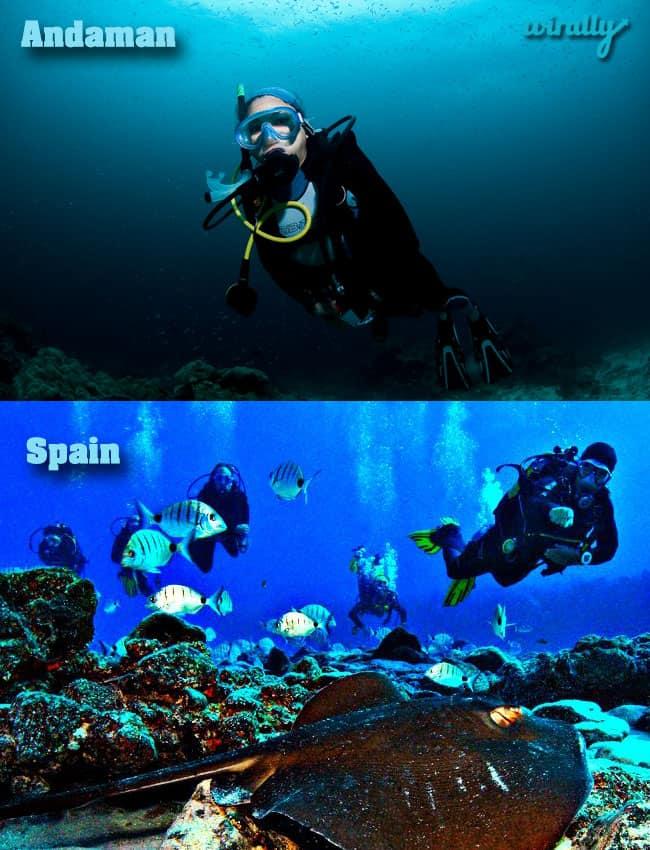 Andaman-Spain