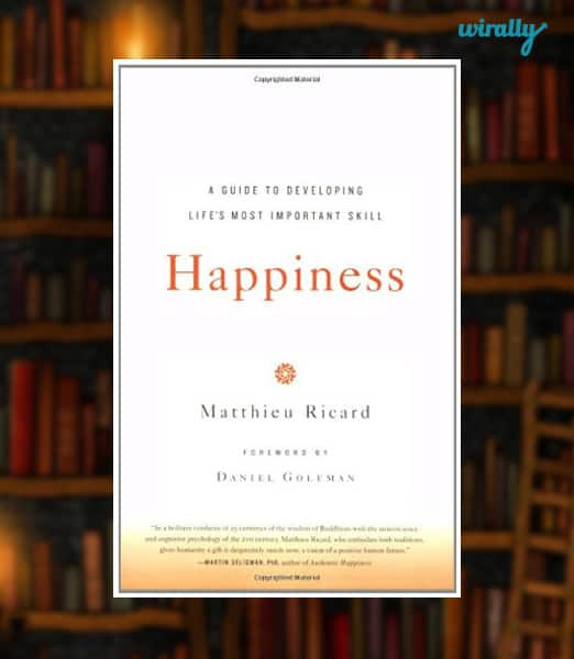 Happiness-Mathieu Ricard