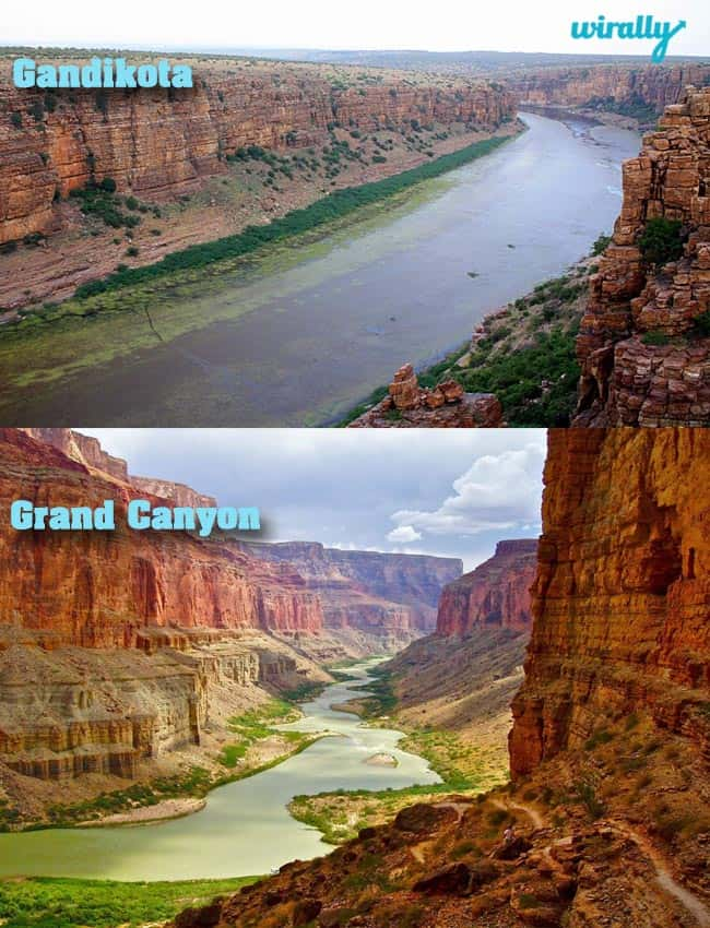 Gandikota-Grand Canyon
