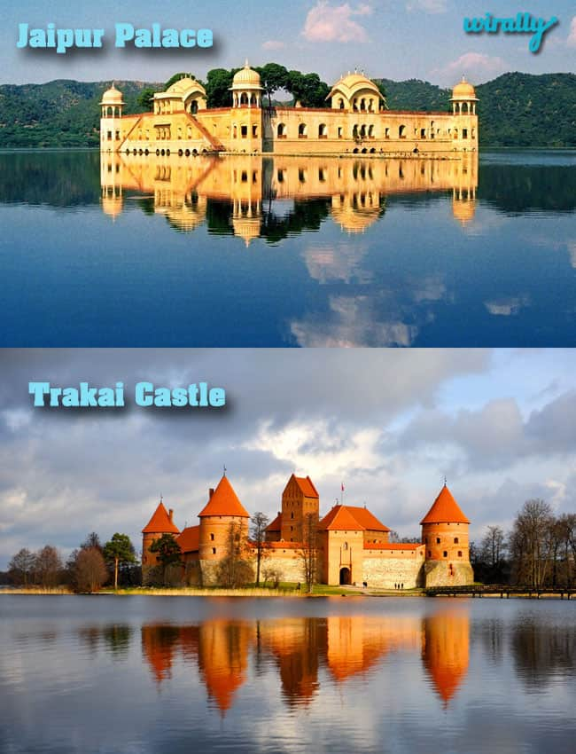 Jaipur-Trakai
