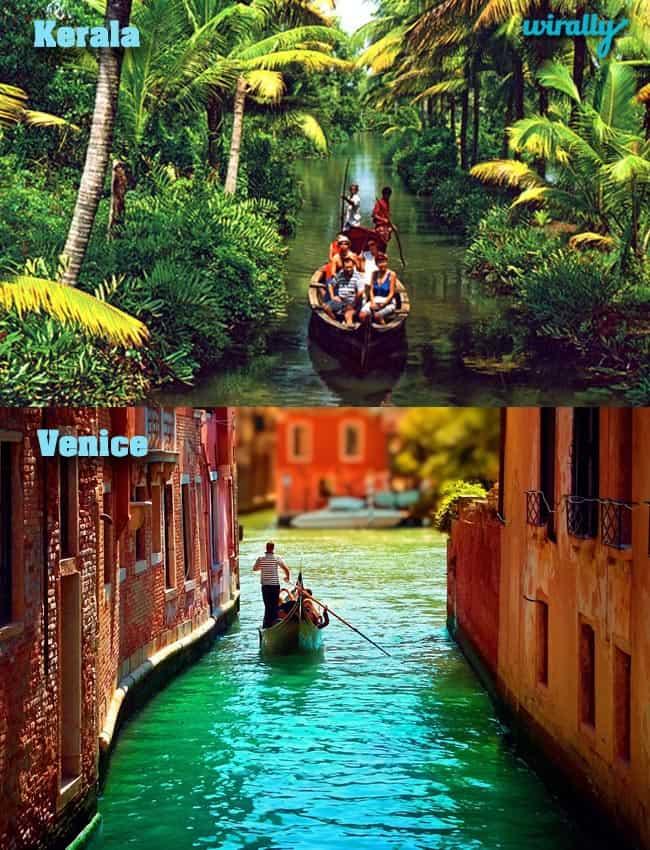 Kerala-Venice