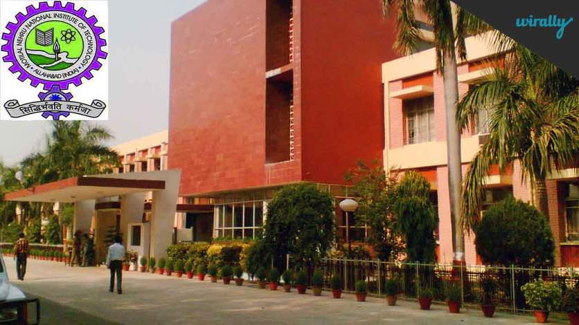 MNNIT or NIT Allahabad campus