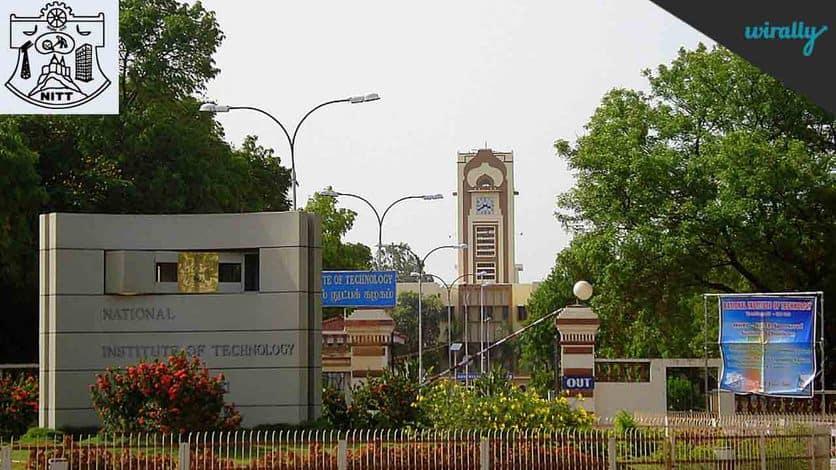 National Institute of Technology, Trichy (Tiruchirappalli)