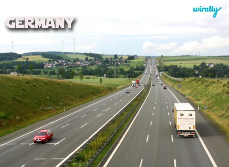 Road Germany