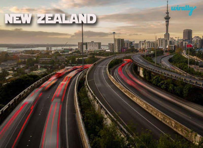 Road New Zealand
