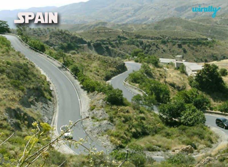 Road Spain