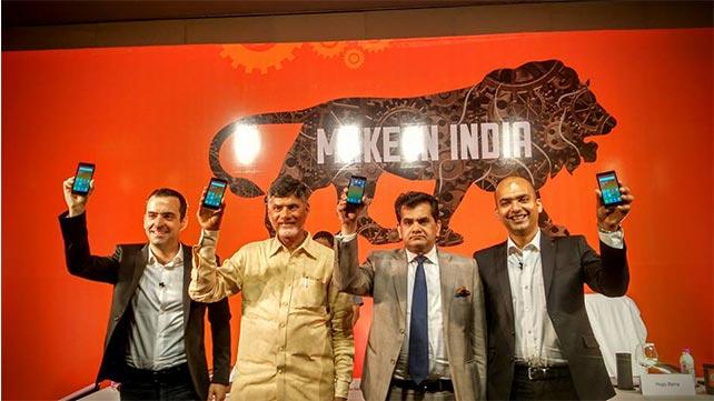Xiaomi-Make-In-India
