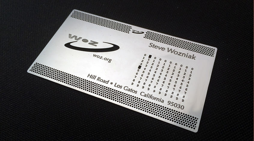 10 Iconic Business Cards Which Are Full of Style And Class Like ...