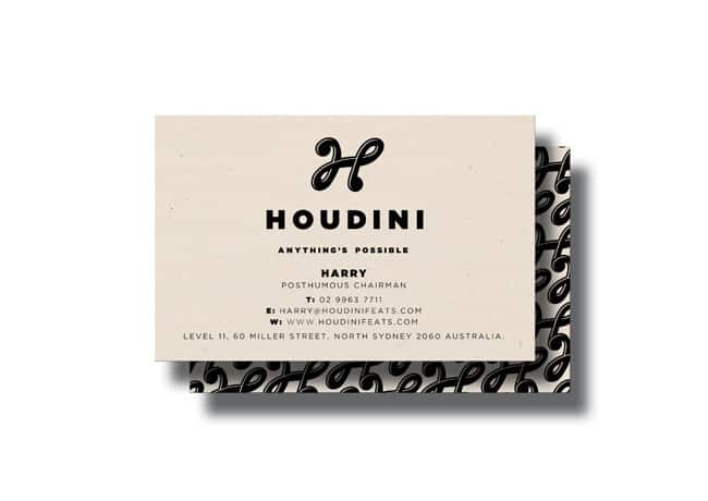 houdini-business-card