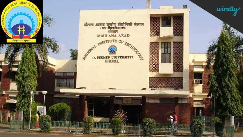 Maulana Azad National Institute of Technology, Bhopal (MANIT/MACT)