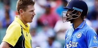 Virat Kohli's Perfect Reply to James Faulkner