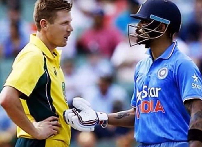 Virat Kohli's Perfect Reply to James Faulkner