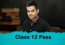 Virat Kohli,education qualification of Virat Kohli
