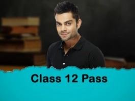 Virat Kohli,education qualification of Virat Kohli