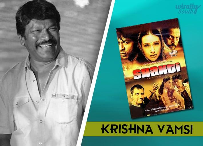 Krishna Vamsi : Shakthi (Anthahpuram in Telugu)-Telugu Directors