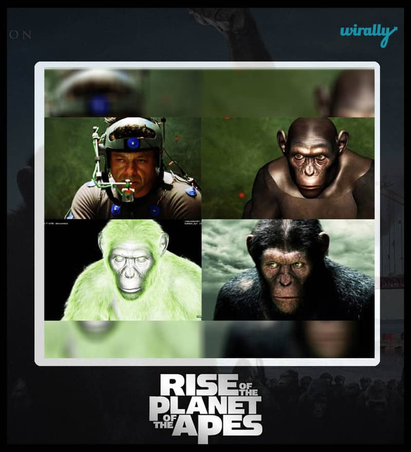 Rise Of The Planet Of The Apes 2011-World of Visual Effects