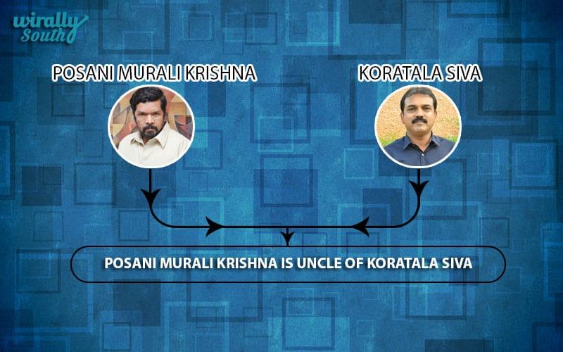 Posani Murali Krishna,Koratala siva