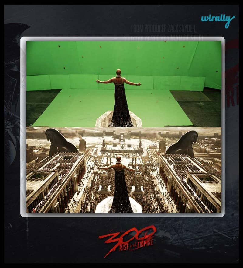 300:Rise Of An Empire 2014-World of Visual Effects