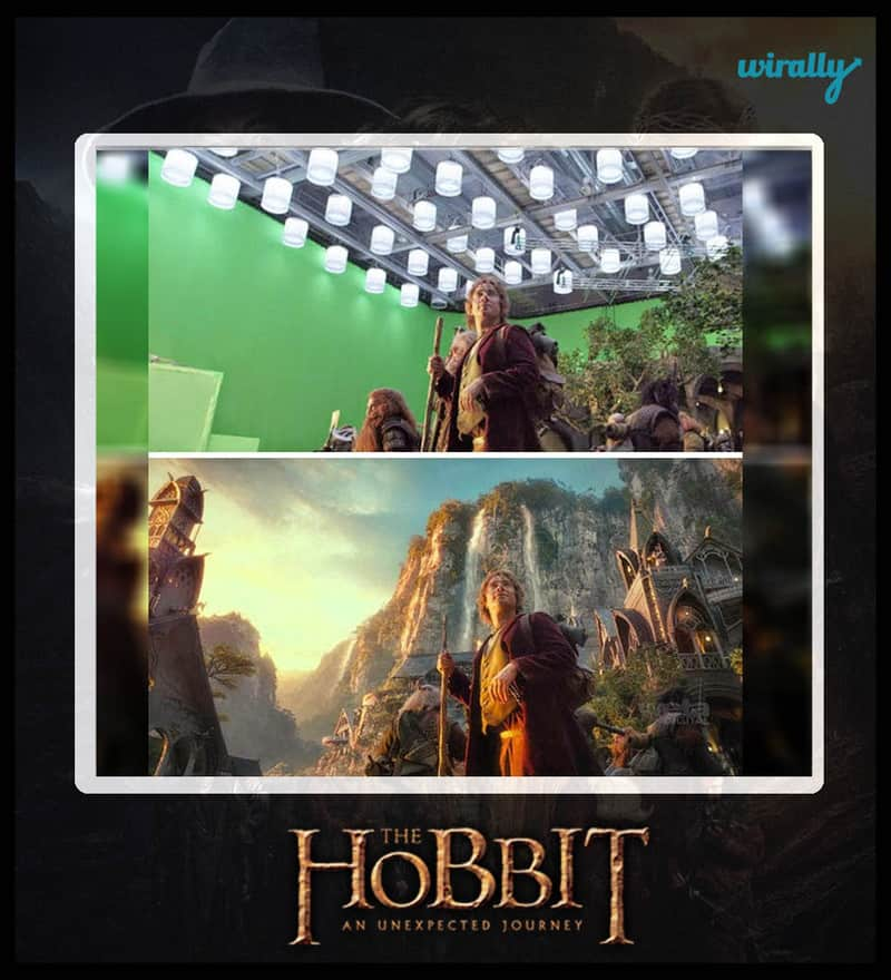 Hobbit : An Unexpected Journey 2012-World of Visual Effects