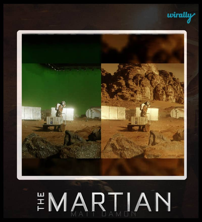 The Martian 2015-World of Visual Effects