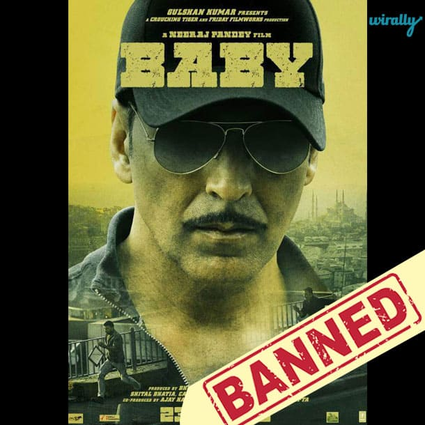BABY-Movies That Have been banned in Pakistan