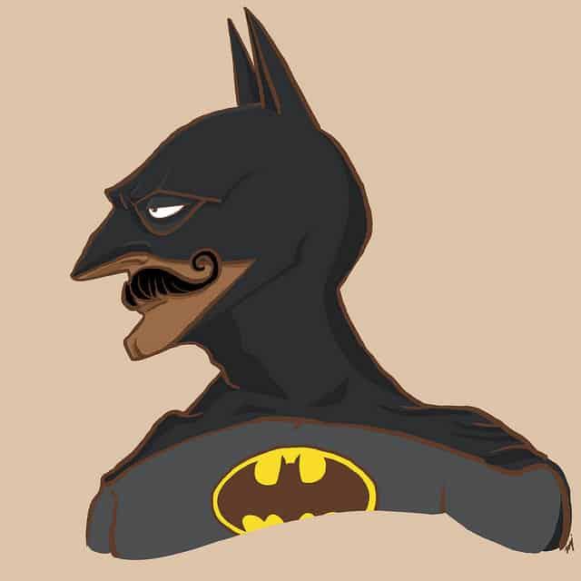 BATMAN-Super Heroes