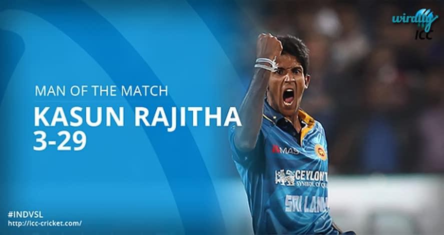 Kasun Rajitha-Srilanka