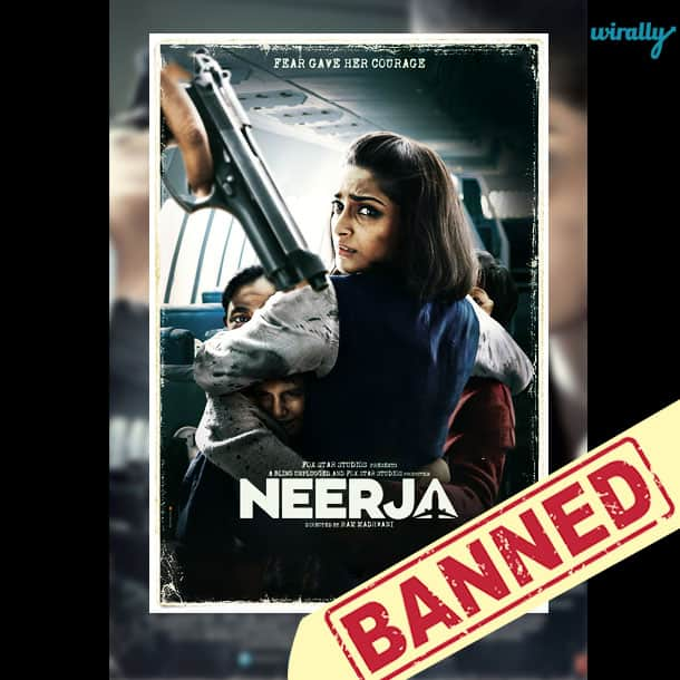NEERJA-Movies That Have been banned in Pakistan