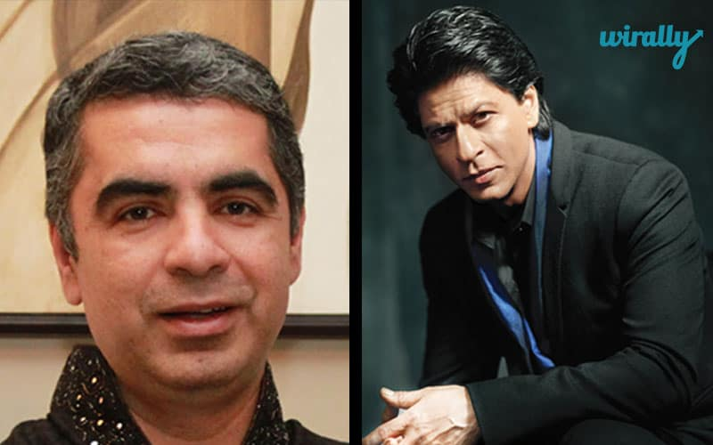 Naresh Rohira - Shahrukh Khan-bollywood Stylists