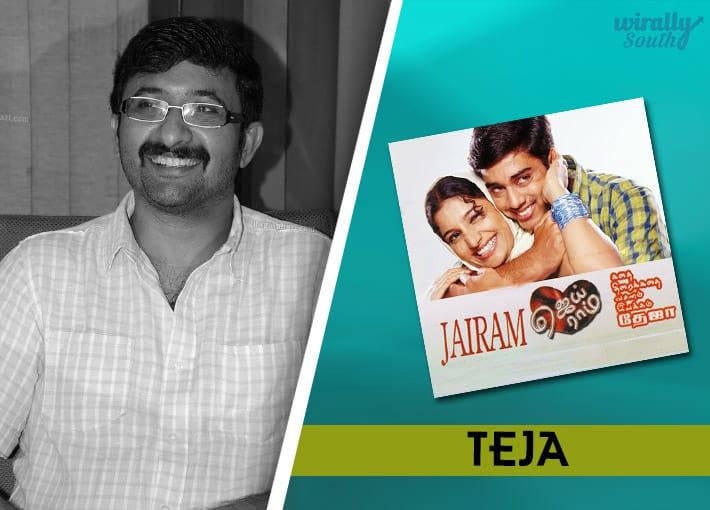 Teja : Jairam (Jai in Telugu)-Telugu Directors