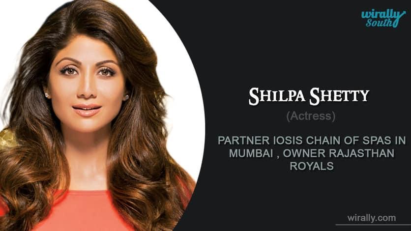 SHILPA SHETTY-Indian