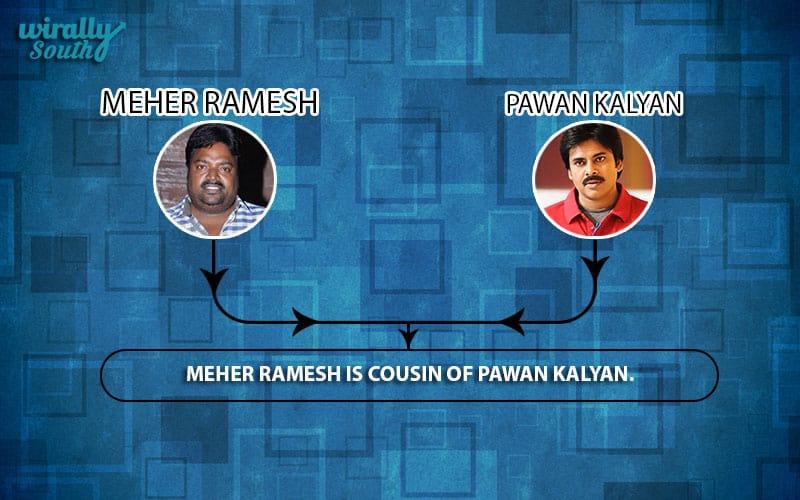 Meher Ramesh,Pawan Kalyan