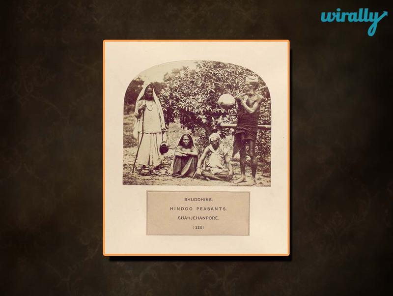Bhuddhiks, Hindoo peasants, Shajehanpore.