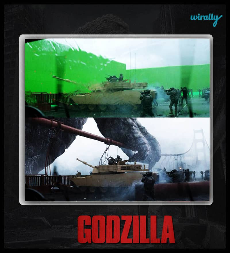 Godzilla 2014-World of Visual Effects