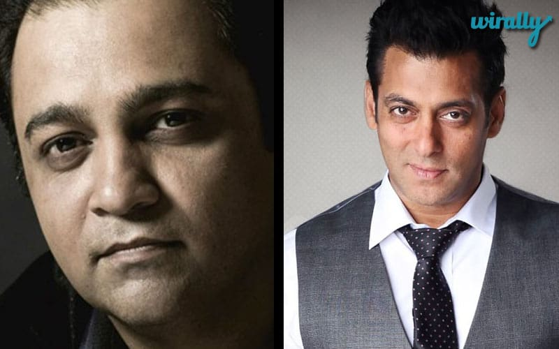 Ashley Robello - Salman Khan-bollywood Stylists