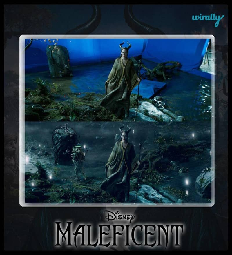 Maleficent 2014-World of Visual Effects