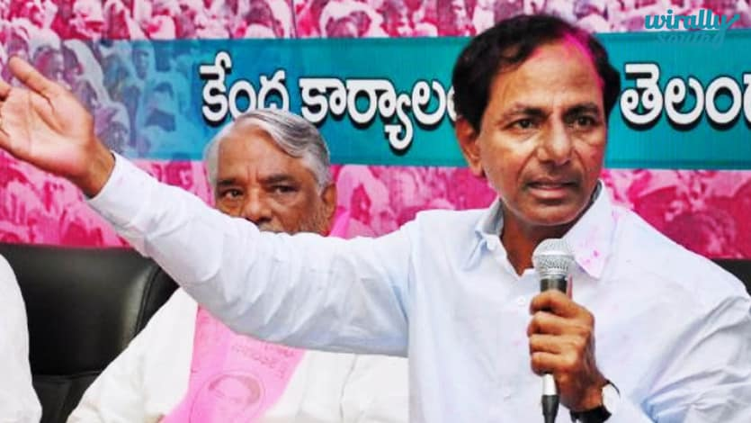 KCR knows the numbers right-KCR