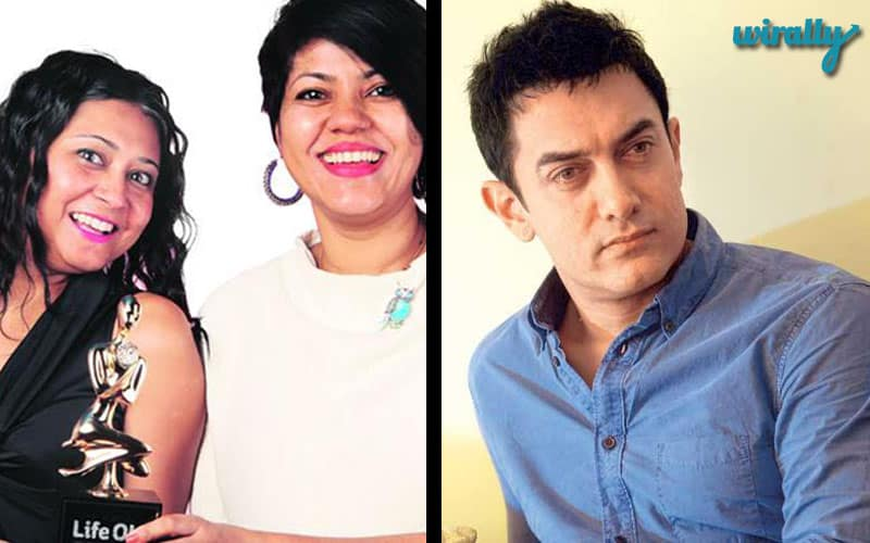 Manoshi Nath & Rushi Sharma- Aamir Khan-bollywood Stylists