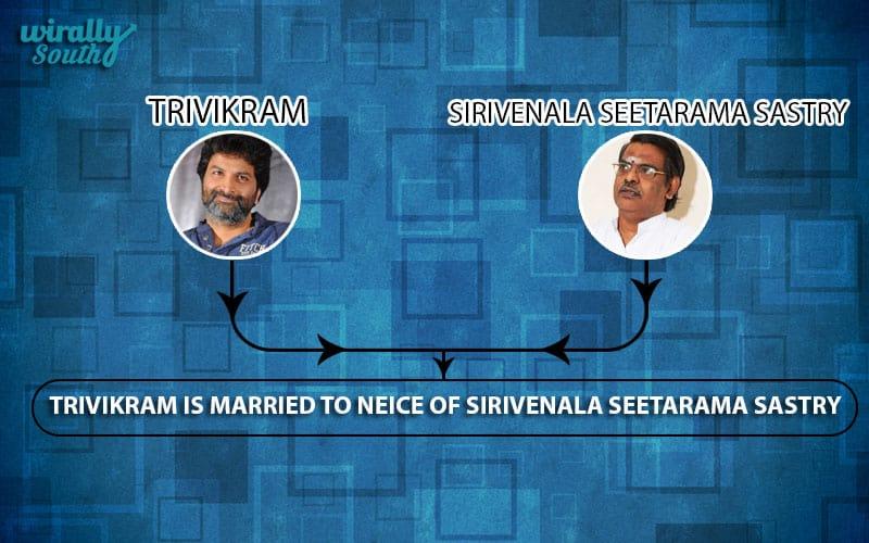 Trivikram,Sirivenala Seetarama Sastry