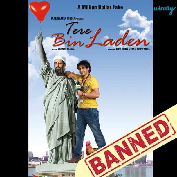 Tere Bin Laden-Movies That Have been banned in Pakistan