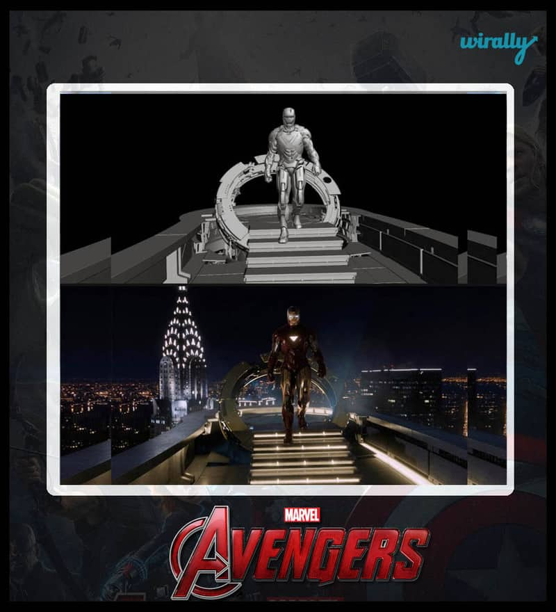 Avengers 2012-World of Visual Effects