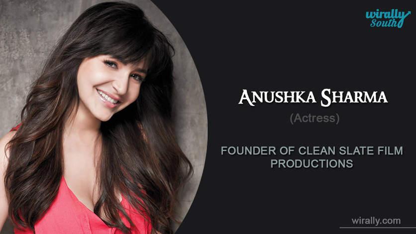 ANUSHKA SHARMA-Indian