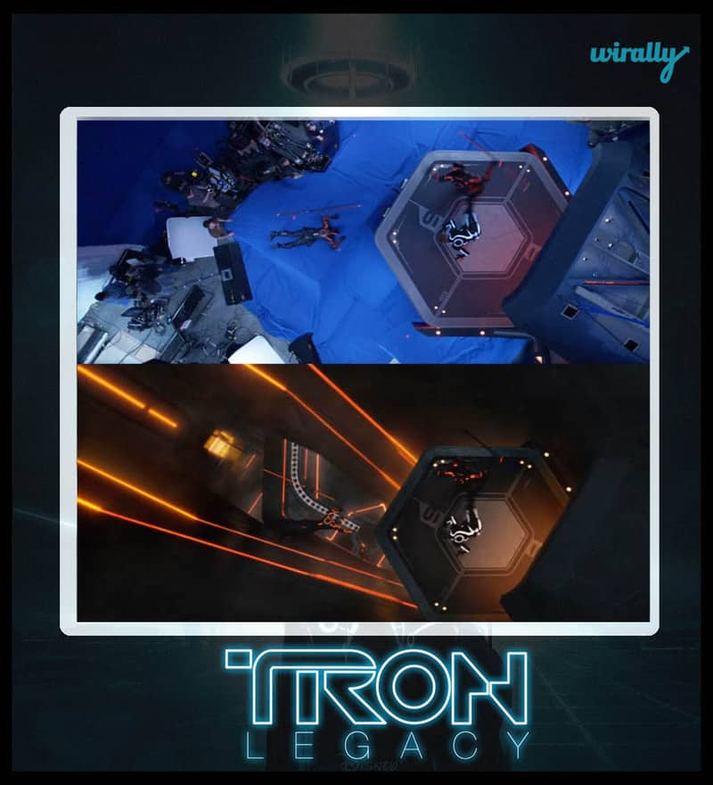Tron : Legacy 2010-World of Visual Effects